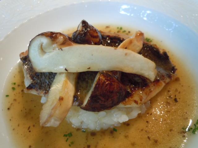 ミクニ 魚料理
