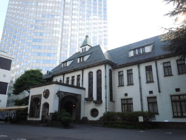 旧李王家東京邸 全体