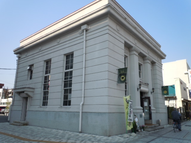 旧足利銀行栃木支店 全体