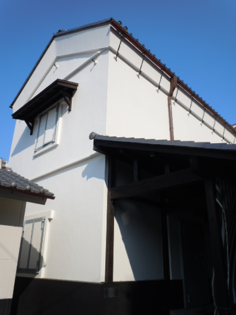 旧足利銀行栃木支店 蔵