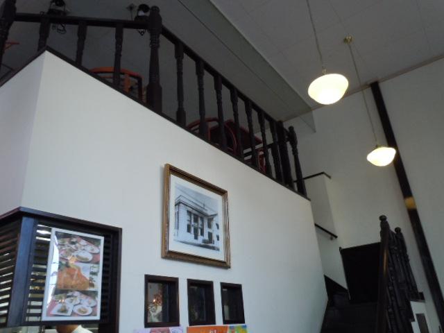 旧足利銀行栃木支店 中2階