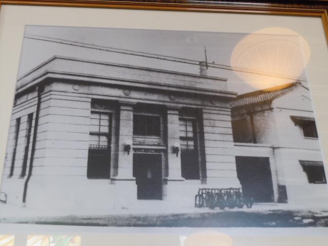旧足利銀行栃木支店 写真