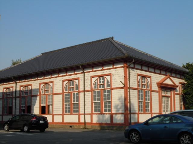 栃木高等学校 講堂