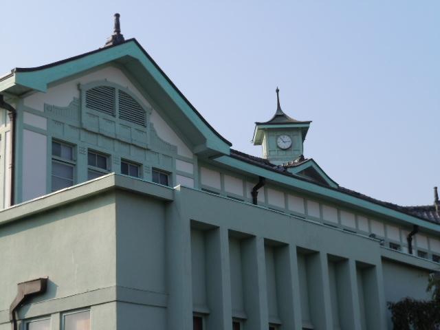 栃木市役所別館 時計