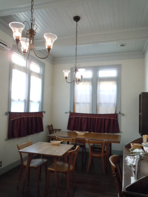 CAFE15 1階フロアその1