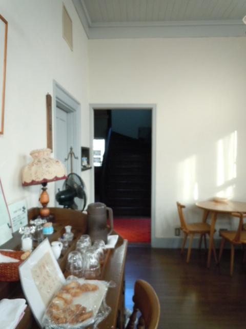 CAFE15 1階フロアその2