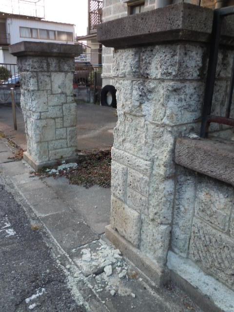 下都賀酒造協同組合事務所 門