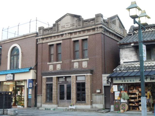 旧関根屋店舗 全体