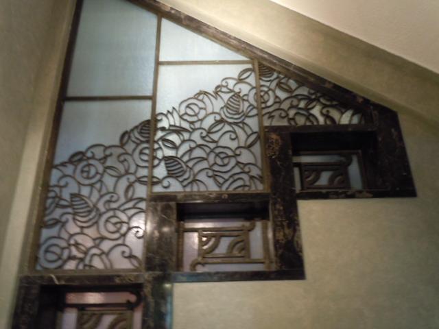 朝香宮邸 第一階段
