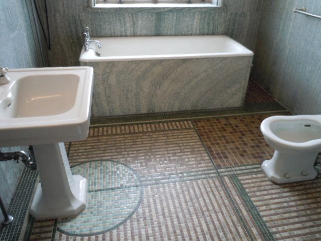 朝香宮邸 浴室