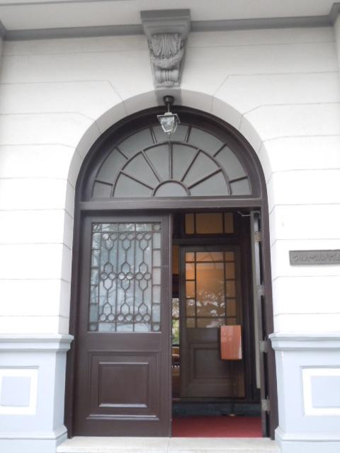 クルトゥルハイム 入口