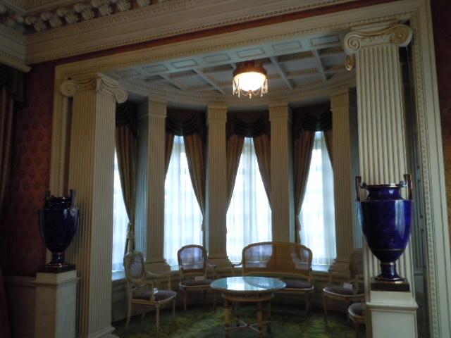 旧李王家東京邸 1階大客室