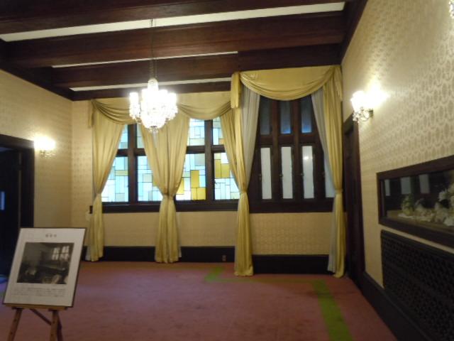 旧李王家東京邸 1階撞球室