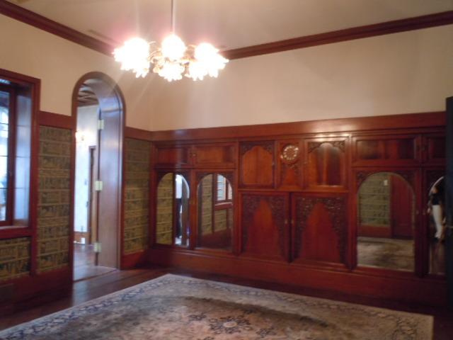旧李王家東京邸 2階御寝室