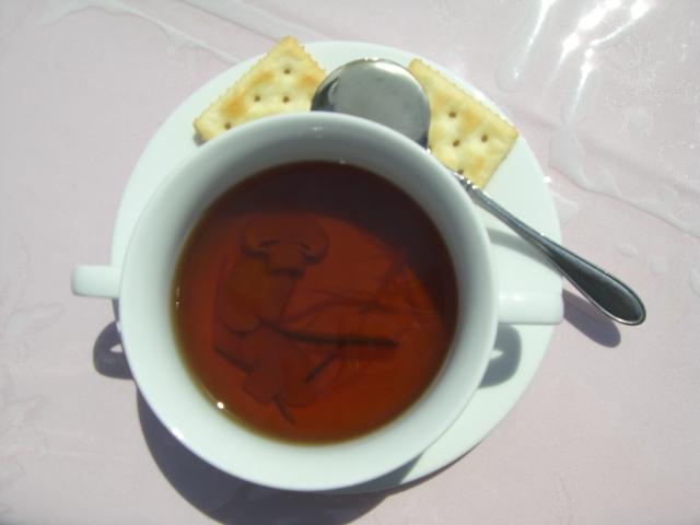 氷川丸 コンソメスープ