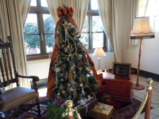 イギリス館 クリスマス