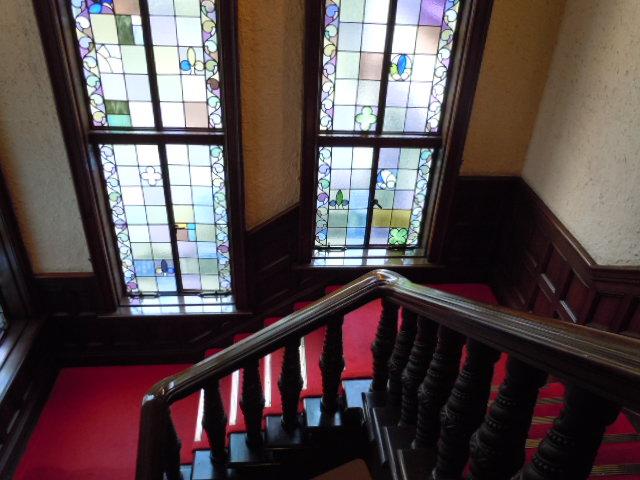 トリアノンへの階段2