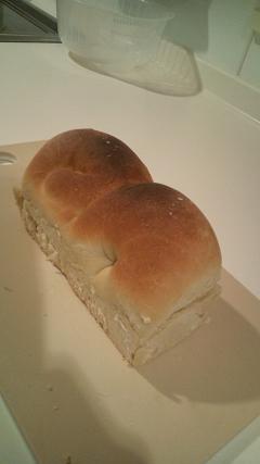 食パン完成