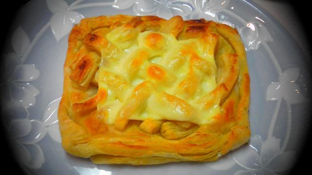 チーズパイ2