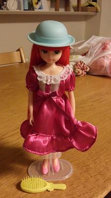 rikaちゃん人形