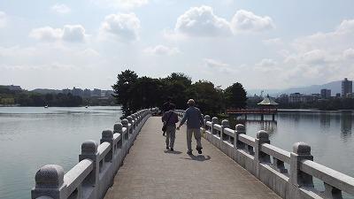 大濠公園橋