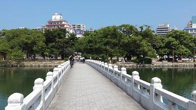 大堀公園橋2
