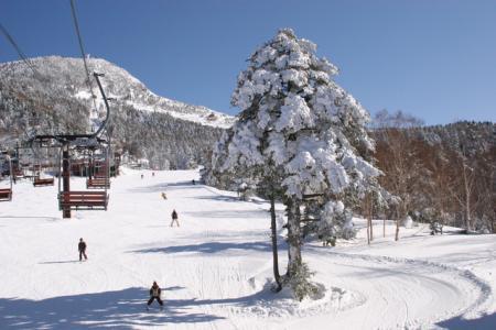 豊岡市の年末年始スキー利用者数は43.8%増
