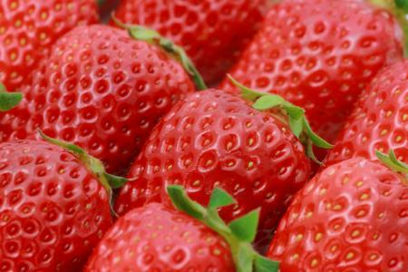 苺(イチゴ)に花粉症抑える効果