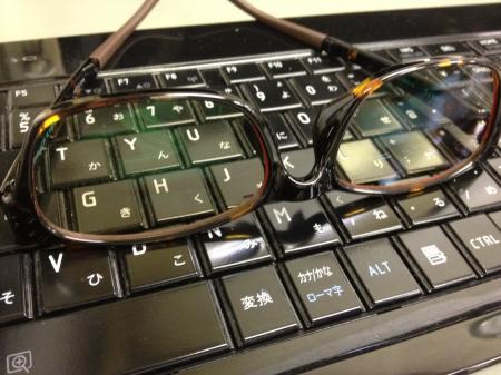 ブルーライトカット(パソコン用)眼鏡
