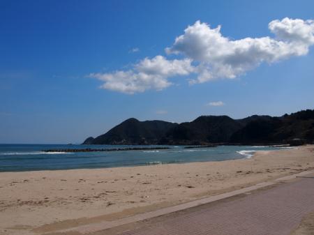 海開きしてます!竹野浜(たけのはま)海水浴場