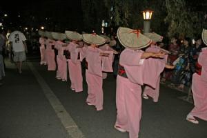 城崎温泉  但州湯島の盆(9月14日)