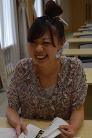 栃木放送 中村紘子アナウンサー