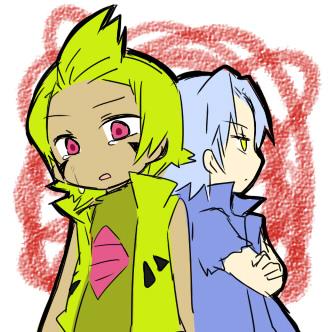 ハガルとファング