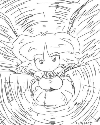 2014年10月5日羽根子さん