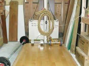 ロープ飾り