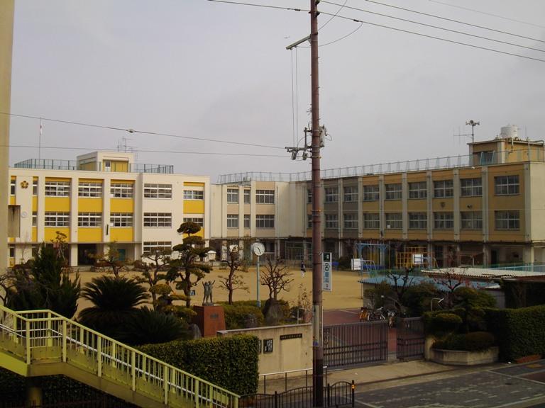 小学校 北巽 海南市立巽小学校