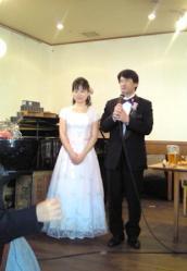 2010.3.28.典子ちゃん結婚パーティ3