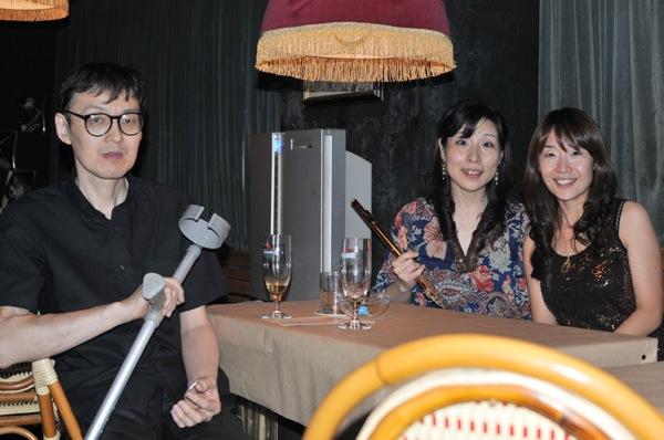 2010.10.7ルクラブひろみちゃんカルテット19