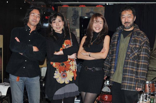 2010.11.25ひろみちゃんカルテット10