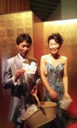 2010.11.28裕子さん披露宴6