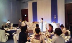 2010.11.28裕子さん披露宴2