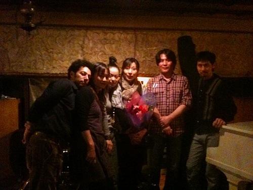 2010.12.10Feliz難波845ライブ