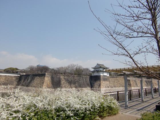 大阪城公園2011春01