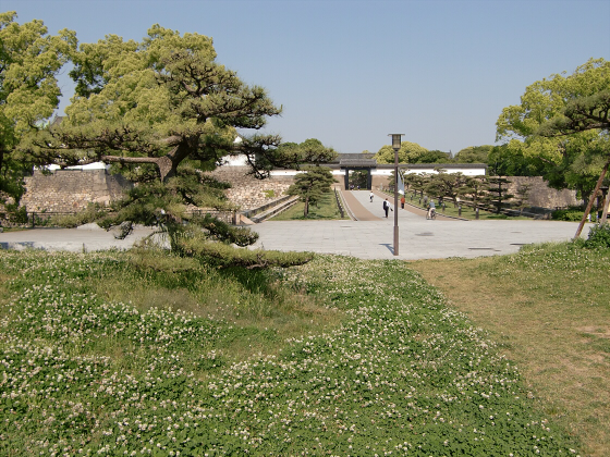 大阪城公園2011春09
