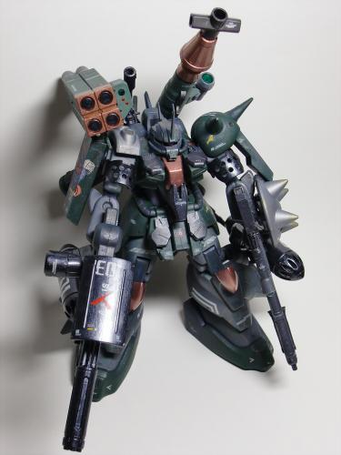 FAザク改F-Plus1