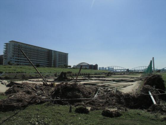 赤川仮橋9月下旬1-11