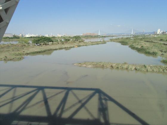 赤川仮橋9月下旬1-18