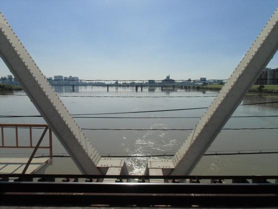赤川仮橋9月下旬1-22