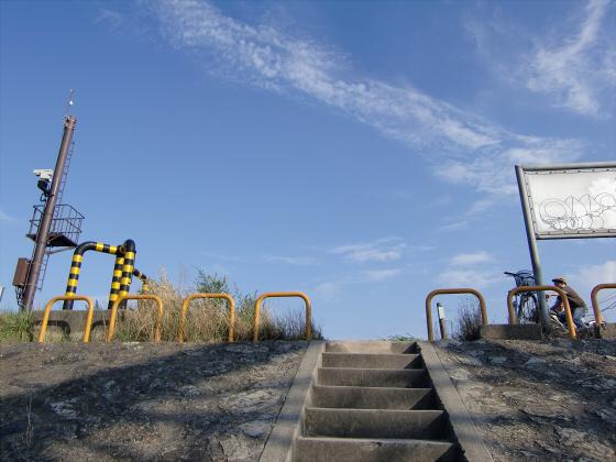 赤川仮橋2013年7月8月-03