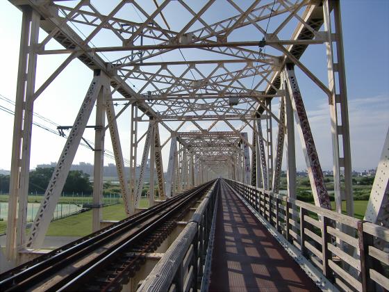 赤川仮橋2013年7月8月-04